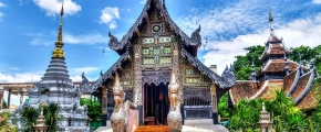 5Days Chiangmai + Chiangrai + 2Nights Bangkok Free & Easy