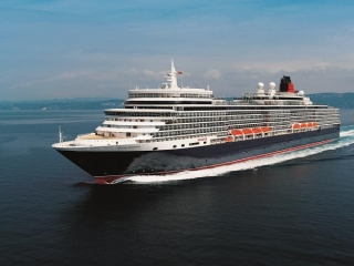7N Hong Kong to Singapore Fly Cruise - Cunard - Free USD100 On board credit