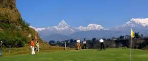 8D Nepal Leisure & Golf Tour