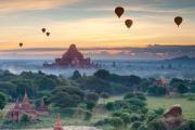 6D5N Golden Kingdom Myammar (Yangon–Bagan –Mt. Popa –Inle Lake)