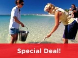5 Days Gold Coast Tangalooma Dolphin Experience {Daily Departure}