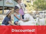 5 Days Gold Coast Village Roadshow Theme Parks {Daily Departure}