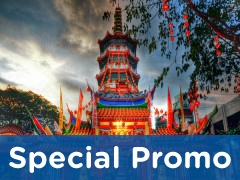 4 Days Kuching Retreat {Daily Departure}