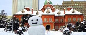 7D6N Hokkaido Free & Easy (Direct Flight on 26 Dec)