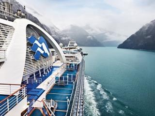 7 Nights Voyage of the Glaciers – Vancouver, Ketchikan, Juneau, Skagway, Glacier Bay National Park, College Fjord, Anchorage