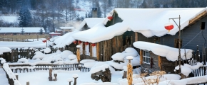 8/10D Harbin @ Snow Village/+Chagan Lake