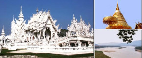 5D Chiangmai / Chiangrai + Mix Hill Tribe + 3D Museum + Hidden Village (GH5)