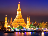 4 Days 3 Nights Bangkok CNY 2019 SPECIAL with Thai Airways