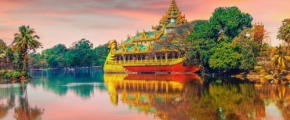 Enchanted Myanmar