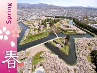 Spring @ Hokkaido 9D6N