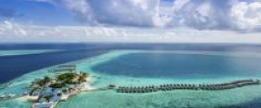 3N CENTARA RAS FUSHI RESORT & SPA, MALDIVES - All Inclusive Resort