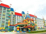 2D Legoland Hotel - 1 Day Combo Pass