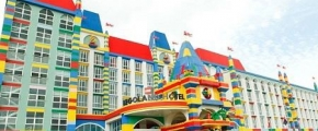 2D Legoland Hotel - 2 Day Combo Pass