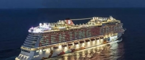 Dream Curises: 5N SURABAYA / NORTH BALI Cruise or 5N PENANG / PHUKET / LANGKAWI / PORT KLANG Cruise or 5N MYANMAR / PHUKET Cruise (Free OBC$100 Per Cabin)