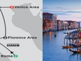 ROME, FLORENCE & VENICE 2019 - 7 days ROME to VENICE