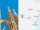 SPANISH CITY EXPLORER 2019 (9 Days Barcelona to Madrid)