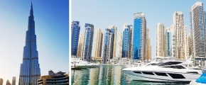2 Nights Dubai - Stop-Over Stay Package
