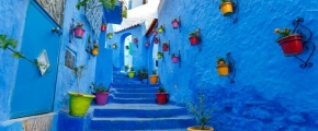 12D9N GREAT MOROCCO + BLUE CITY (SUMMER)