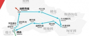 7 Days Blue Sapphire Route - Eastern Europe (EU7BLU-ST)