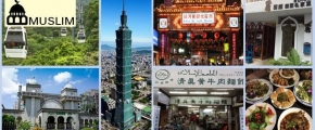 5 Days SIC Taiwan Muslim Tour (6-to-go) Special Dep date : 02Feb'19