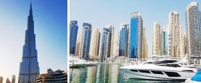 3 Nights Dubai + 1 Night Abu Dhabi Package