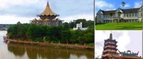 3D Kuching Gateway