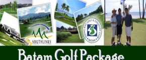 Batam Golf Package 2019