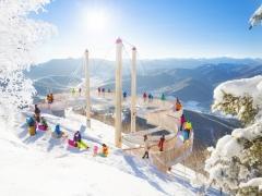4D3N Hokkaido Tomamu Ski