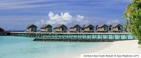 4D3N Romance in Maldives (2018-2019) - Centara Ras Fushi Resort & Spa Maldives (5*)