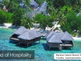 4D3N Romance in Maldives (2018-2019) - Bandos Island Resort & Spa Maldives (4*)