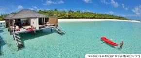 4D3N Romance in Maldives (2018-2019) - Paradise Island Resort & Spa Maldives (4*)