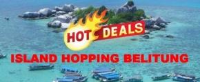 HOTDEALS ISLAND HOPPING BELITUNG 2019 (2 to Go)