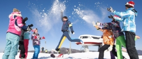 2 Day Pheonix Park Ultimate Ski Special & Nami Island + The Garden of Morning Calm