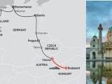 EUROPEAN CAPITALS 2019 - 14 days PARIS to VIENNA