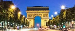 LONDON & PARIS ESCAPE (7 days from LONDON to PARIS)