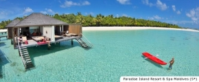 4D3N Romance in Maldives (2018-2019) - Paradise Island Resort & Spa Maldives (4*)