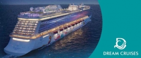 Dream Cruises - Genting Dream - 5 Nights Cruise i (2019 Summer Sailings)