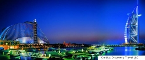 4D3N/ 5D4N/ 6D5N DUBAI Winter Package 2018 - 2019 (3 Star Hotel)