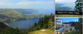 4D3N Pearl of Lake Toba (Simalem Resort) + Prapat ( 2 to go)