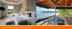 2D1N HOLIDAY VILLA PANTAI INDAH BINTAN (FREE & EASY)