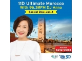11D8N ULTIMATE MOROCCO WITH 96.3 FM DJ ANNA