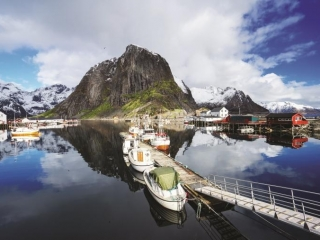 11D8N SCENIC SCANDINAVIA (APR - OCT)