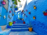 12D9N GREAT MOROCCO + BLUE CITY (APR-OCT)