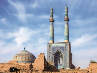 10D7N WONDERS OF IRAN (APR-OCT)