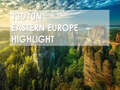 13D10N Eastern Europe Highlight