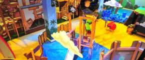 1D Angry Birds Activity Park
