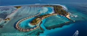4D3N Romance in Maldives (2018-2019) - Cinnamon Dhonvelli Maldives (4*)