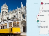 PORTUGAL EXPLORER 2019 (7 Days Lisbon to Oporto)