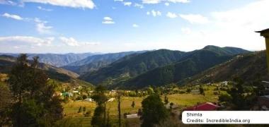 8D Golden Triangle Tour + Shimla Package 2019
