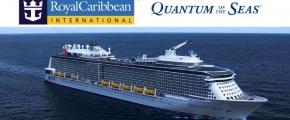 Royal Caribbean - Quantum of the Seas - 4N / 5N / 7N Sailings - Dec2019 - Jan2020
